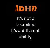 ADHD ability