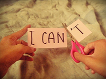 I can saying