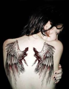 Wings Tatoo